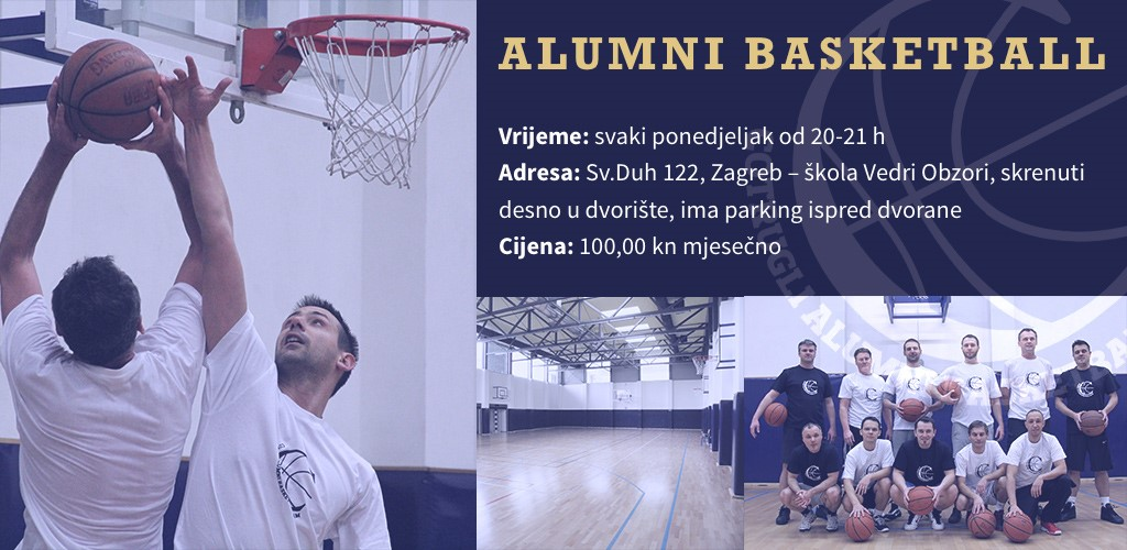 MBA, COTRUGLI, Business School, Alumni, Basketball