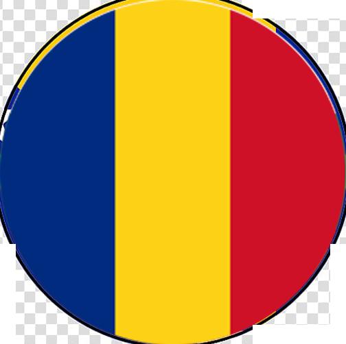 flag-round-romania